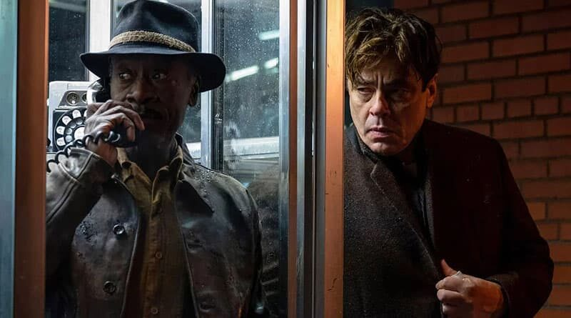 Nem Um Passo em Falso - HBO Max